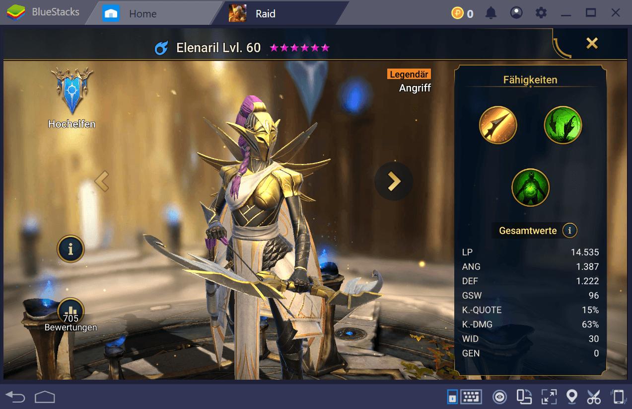 RAID: Shadow Legends – Wie du deine Champions auf den Sieg vorbereitest
