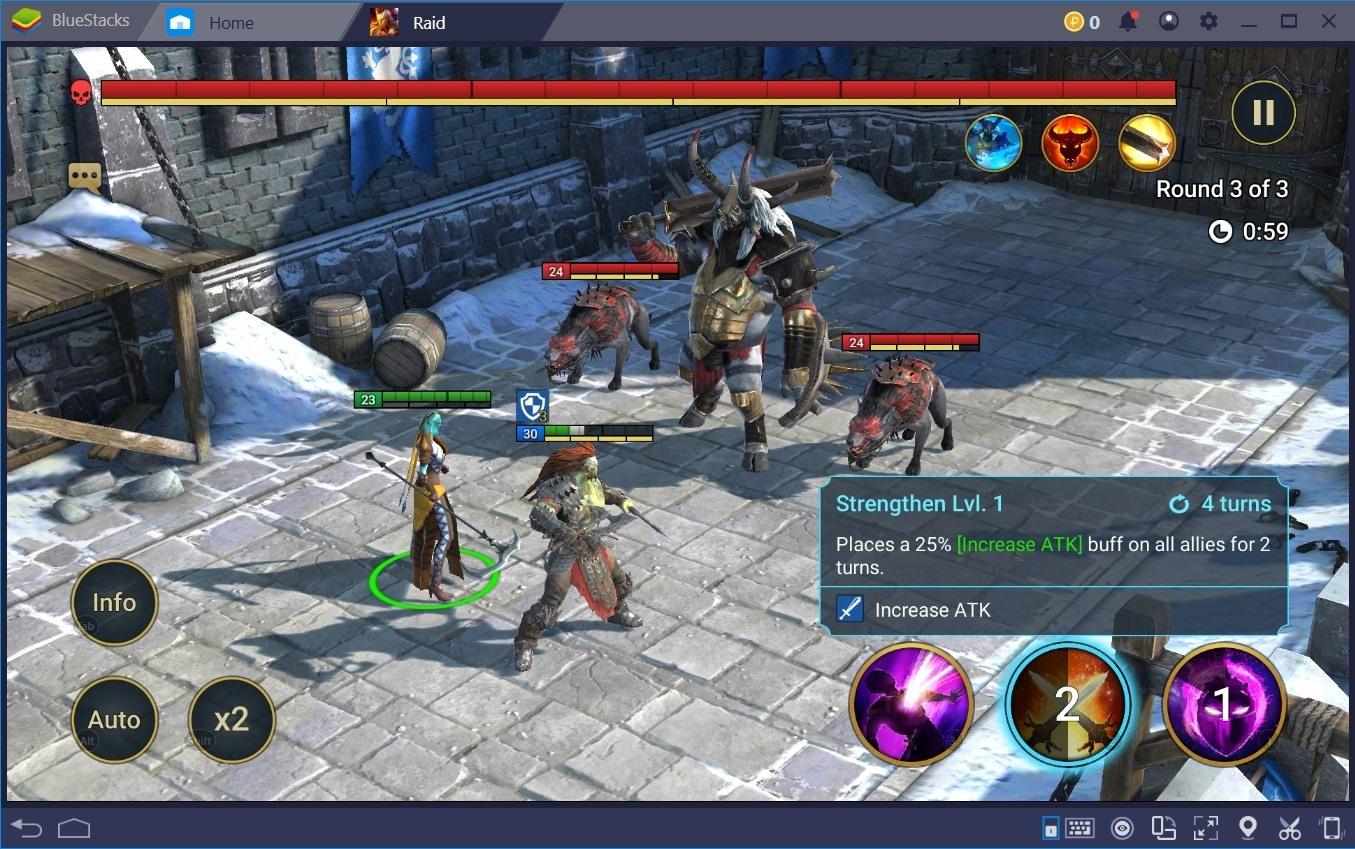 RAID: Shadow Legends – Diese Kampfmechanismen musst du kennen, um Schlachten zu gewinnen