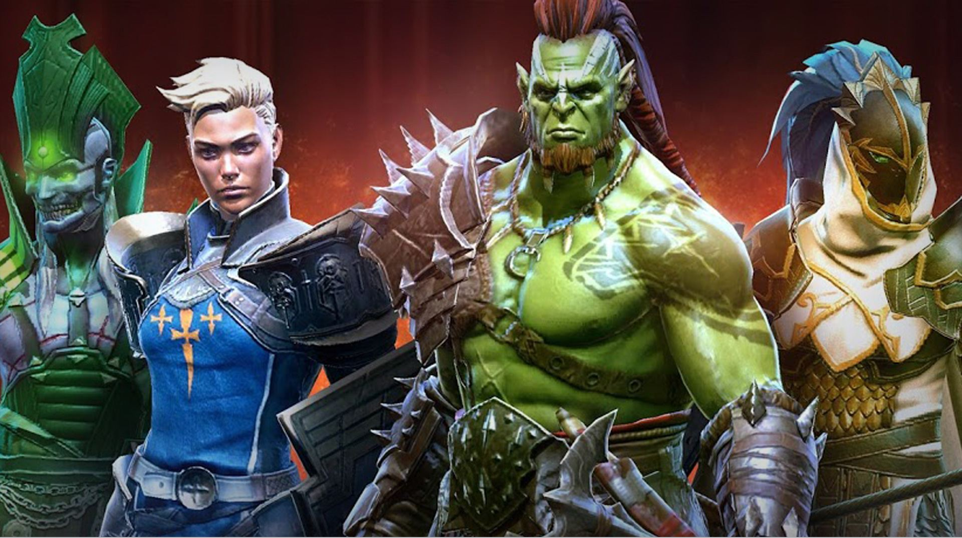 Download RAID: Shadow Legends on PC with BlueStacks