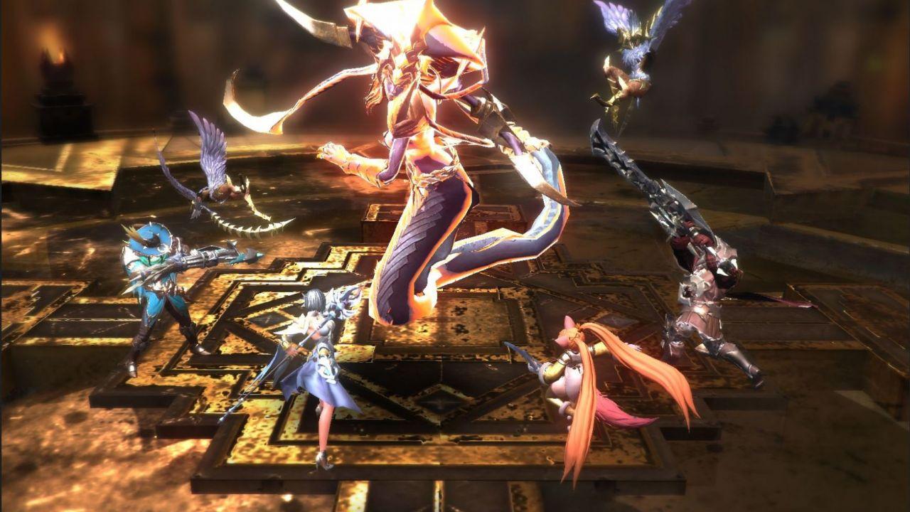 로열 블러드, 놓칠 수 없는 게임빌의 영웅 액션 MMORPG