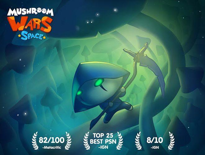 เล่น Mushroom Wars: Space! on pc 9