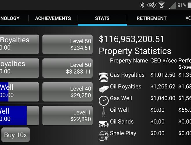 เล่น Idle Oil Tycoon on PC 3