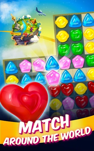 Play Gummy Drop on PC 3