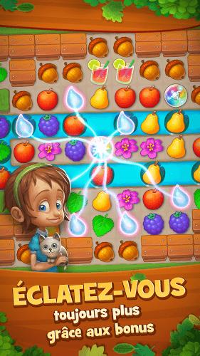 Jouez à  Gardenscapes sur PC 5