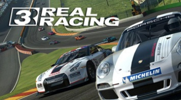 install real racing 3 android