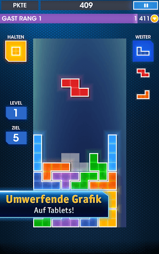 Spielen Tetris on PC 7
