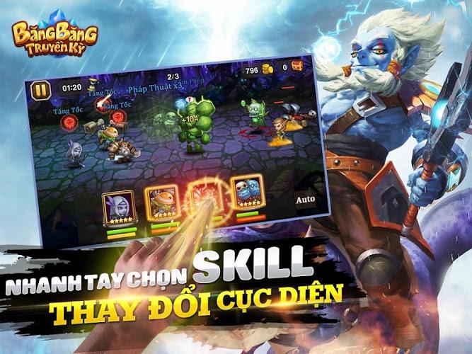 Chơi Băng Băng Truyền Kỳ on PC 14