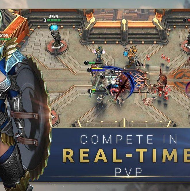Juega RIVAL: Crimson x Chaos en PC 3