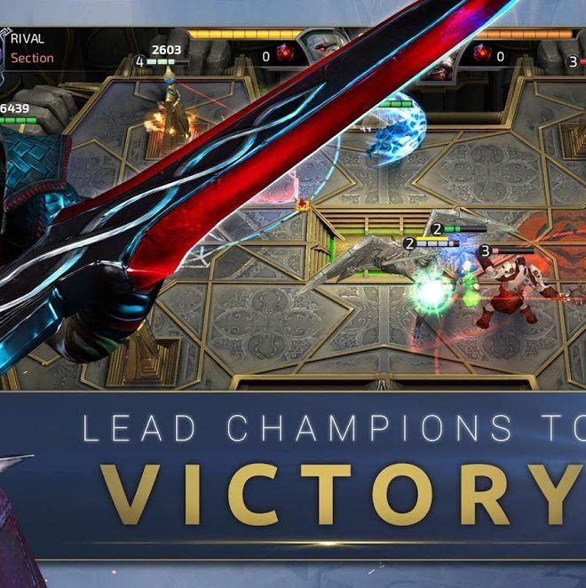 Juega RIVAL: Crimson x Chaos en PC 4