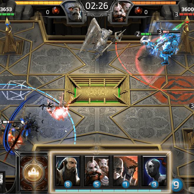 Juega RIVAL: Crimson x Chaos en PC 9