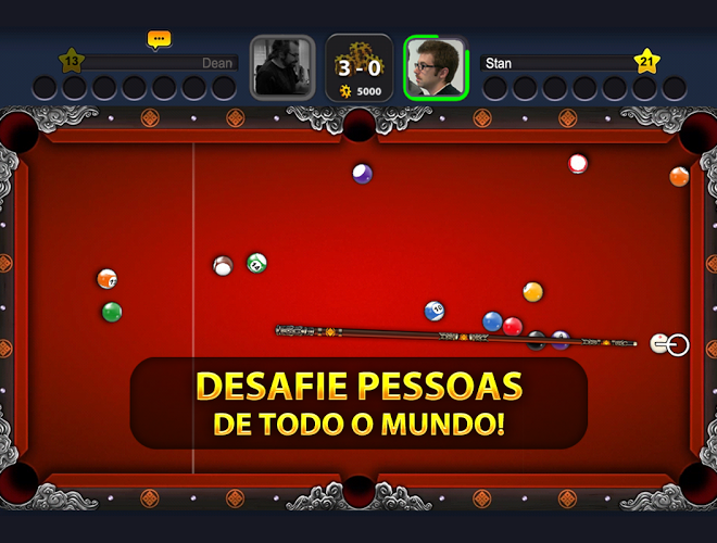 Jogue 8 Ball Pool para PC 3