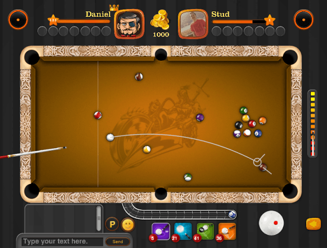Play 8 Ball Pool Arena on PC 9