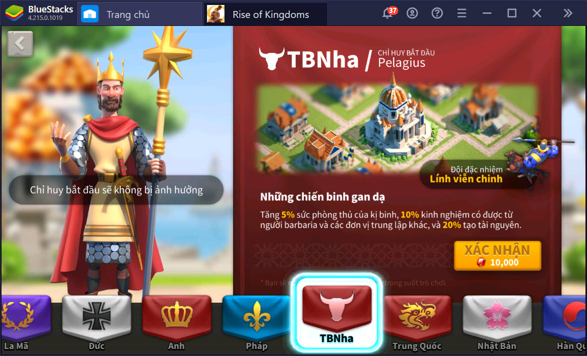 Rise of Kingdoms: Cách chơi Kỵ Binh hiệu quả