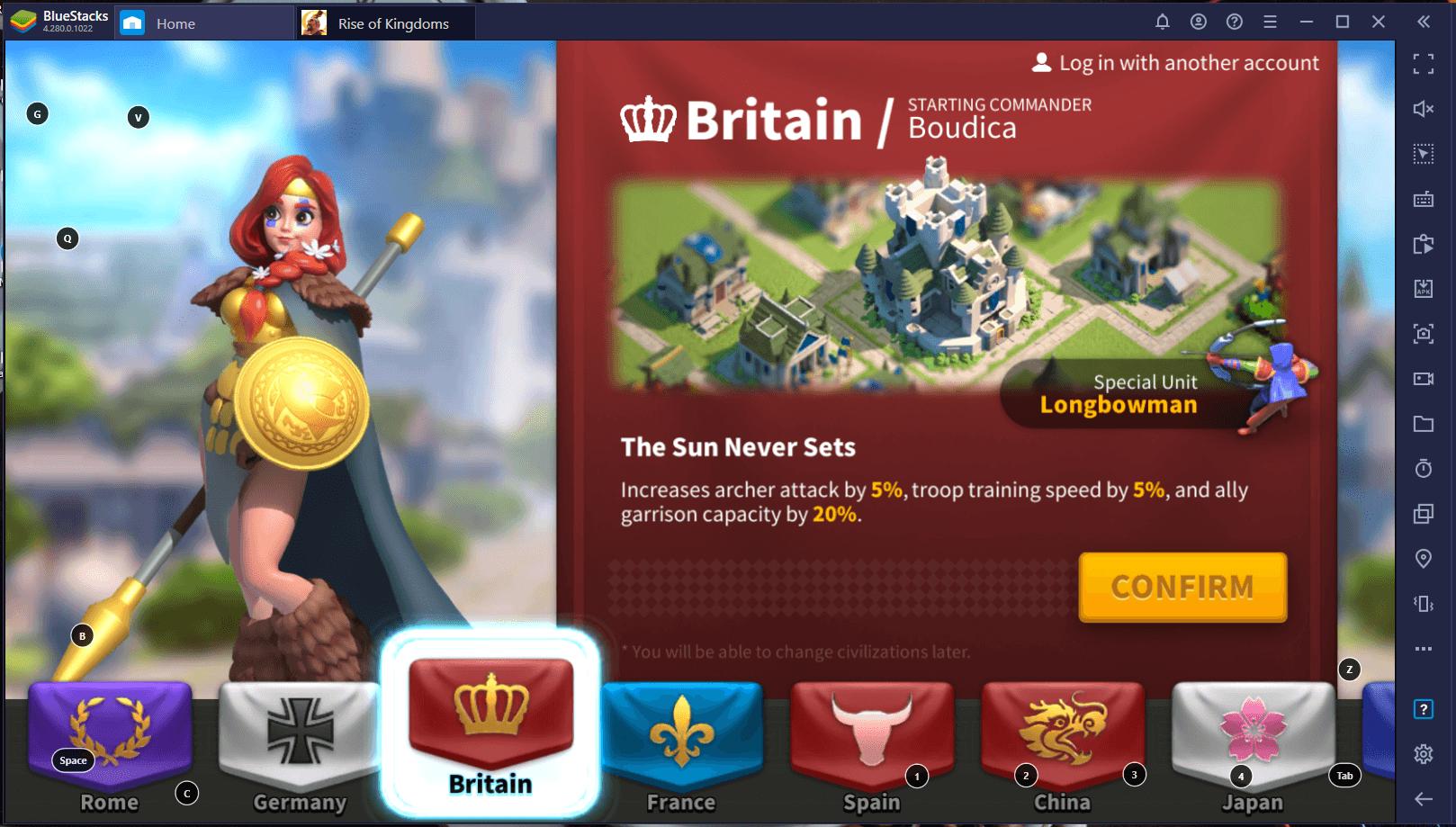 Tiga Peradaban yang Cocok Untuk Pemula di Rise of Kingdoms
