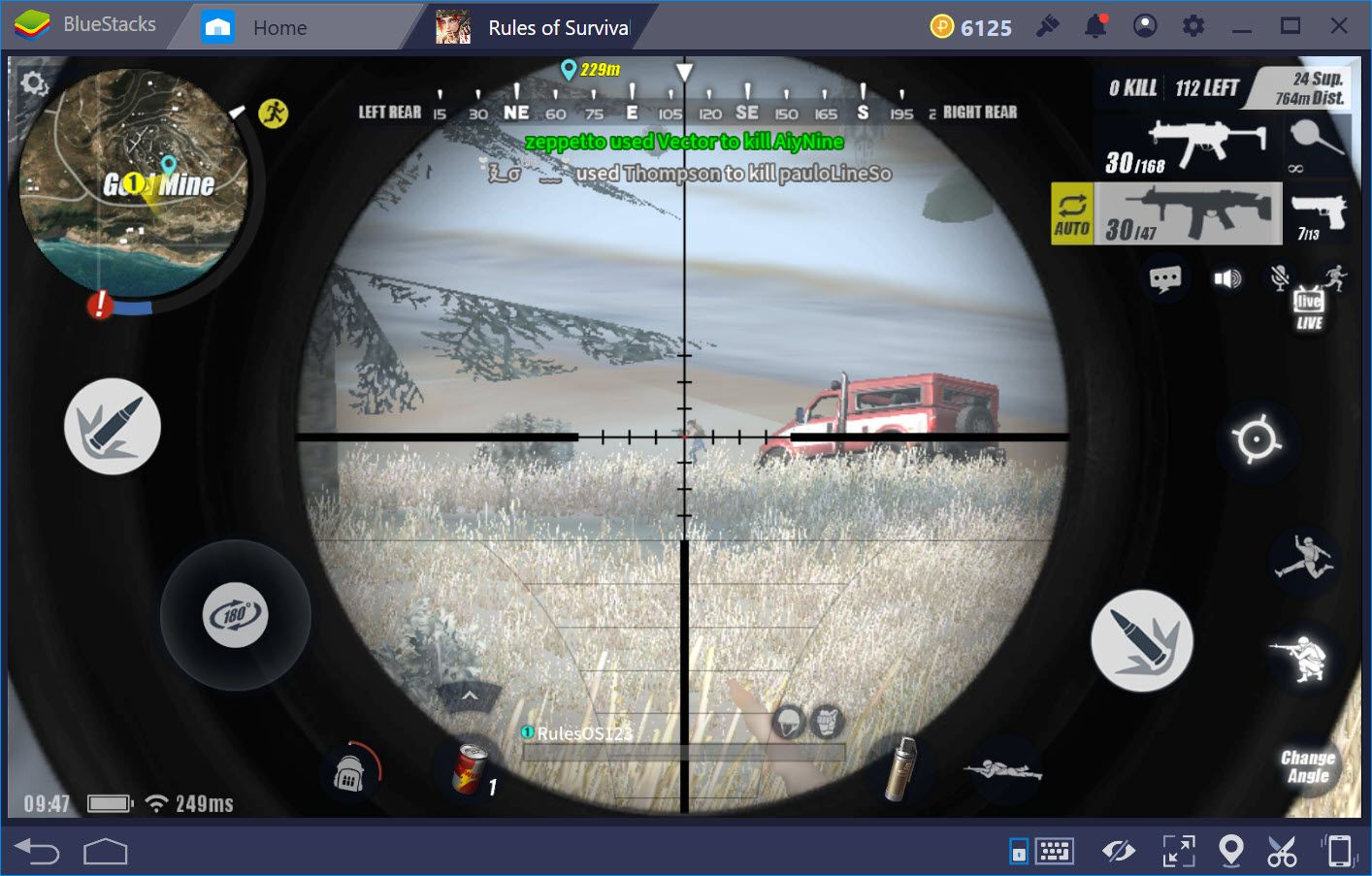 Những mẹo hay cần biết chơi map Fearless Flord trong Rules of Survival