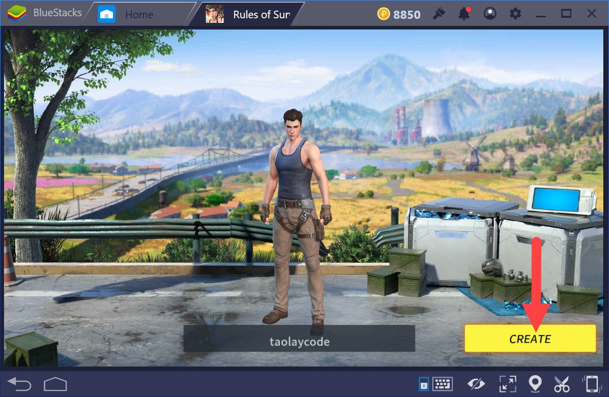 Cách nhận trang phục Bank Robber trong Rules of Survival