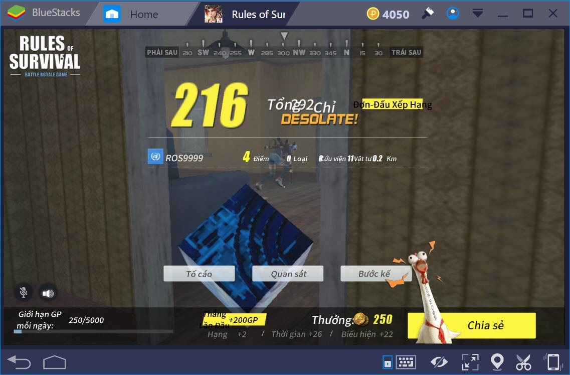 Trải nghiệm map mới khổng lồ Fearless Fiord trong Rules of Survival