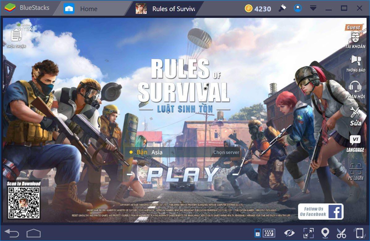 Cách kiếm tiền cực nhanh khi chơi Rules of Survival