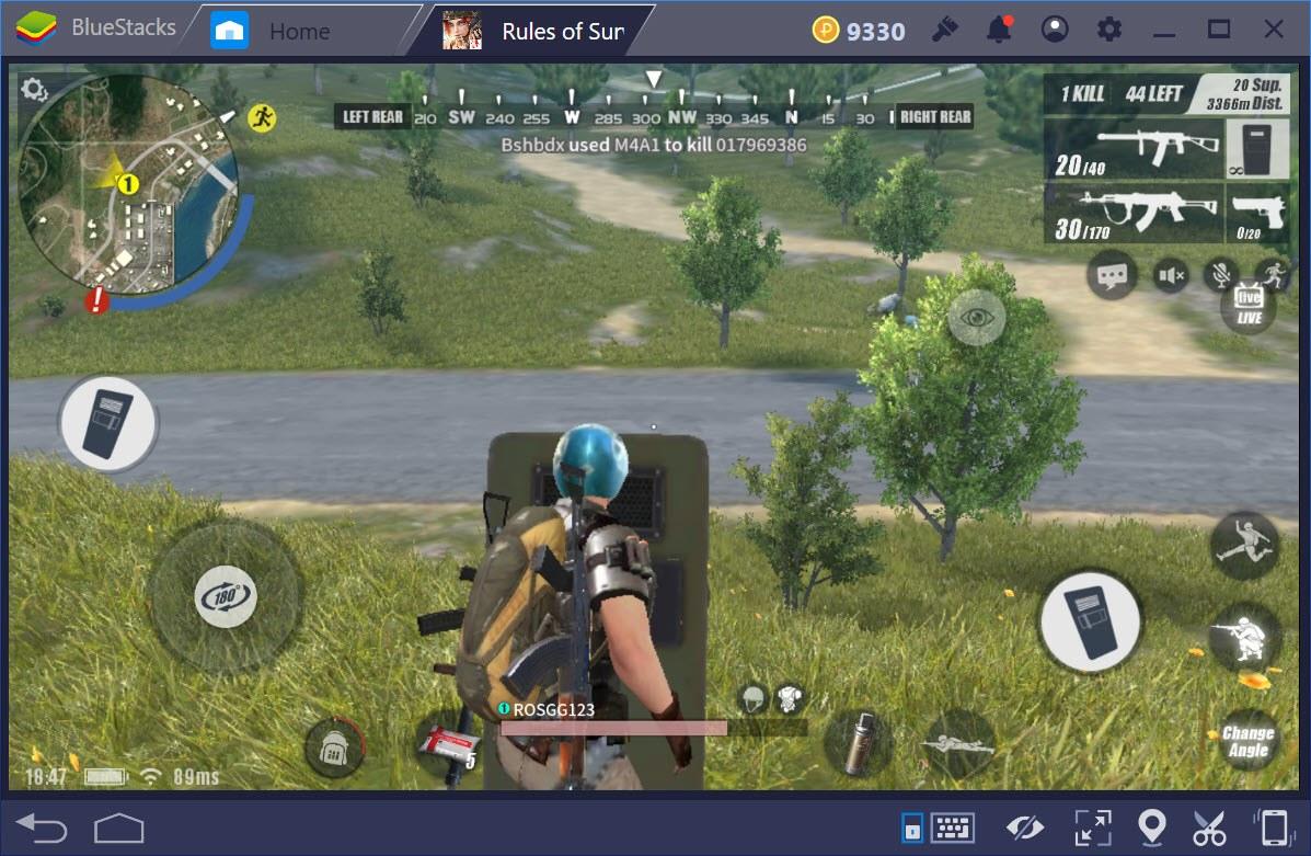 Tìm hiểu Riot Shield, khiên chống đạn trong Rules of Survival