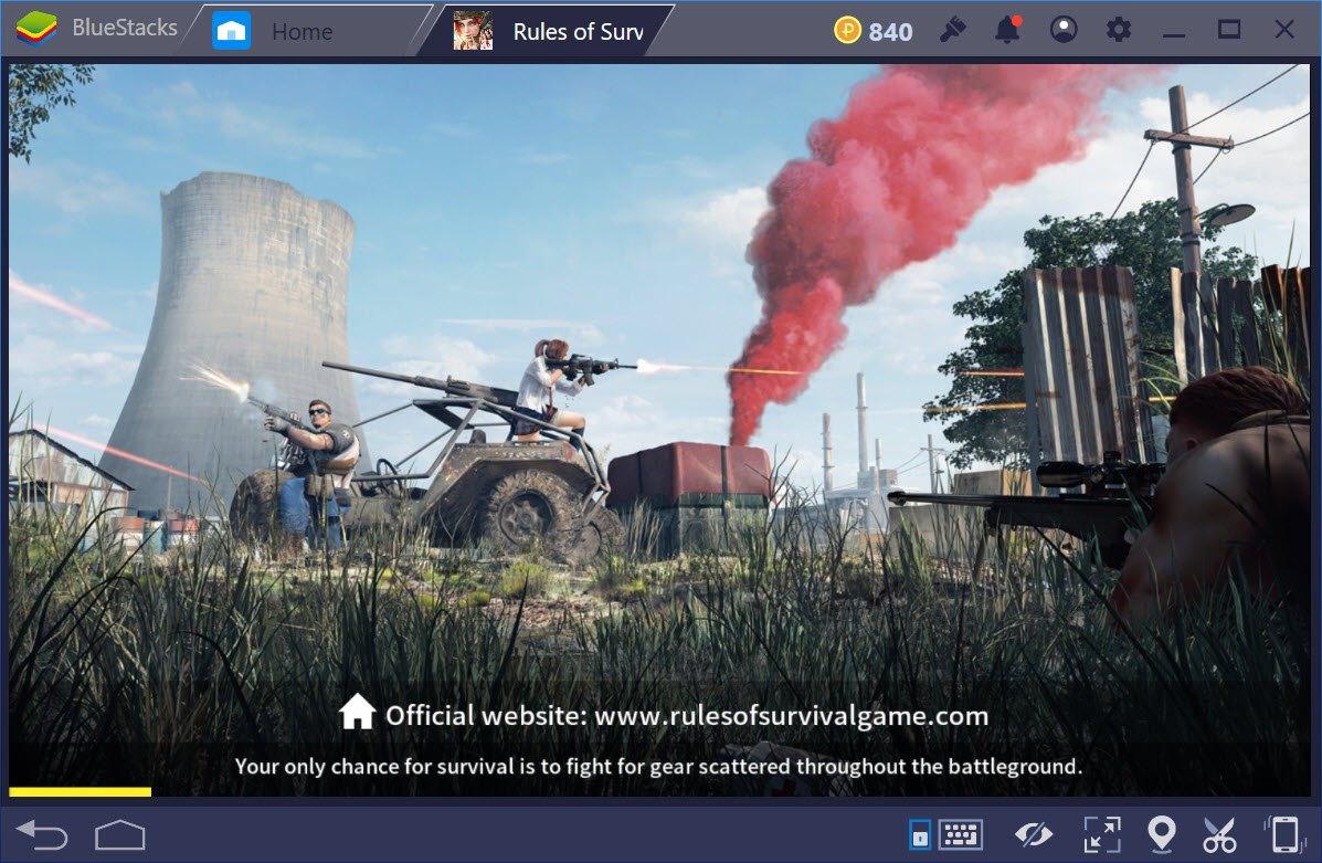 Quy tắc chạy bo an toàn mà người chơi cần phải biết trong Rules of Survival