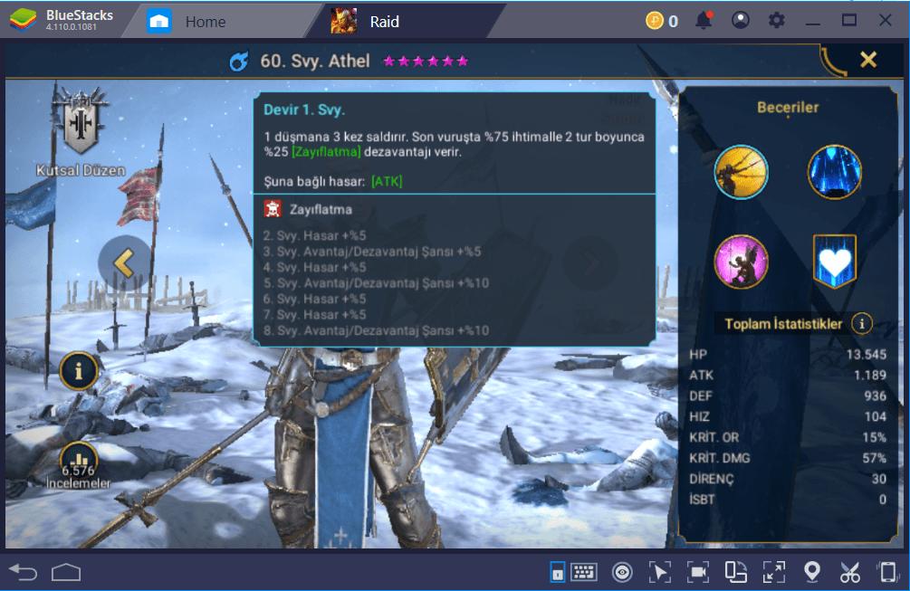 RAID: Shadow Legends – Şampiyonlar İçin En İyi Armor ve Silahları Nasıl Elde Edersiniz?