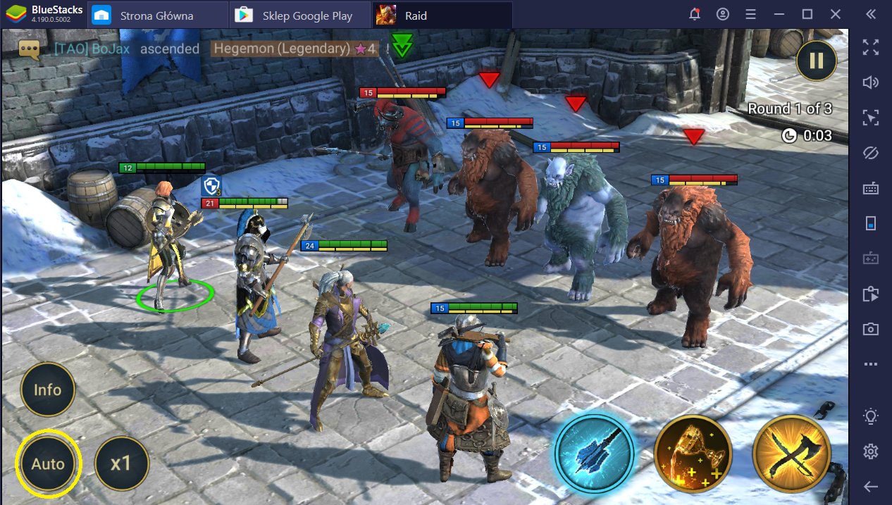 Raid: Shadow Legends na PC: Rerolling – Przewodnik