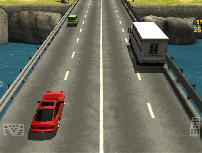 Speel Traffic Racer on PC 10