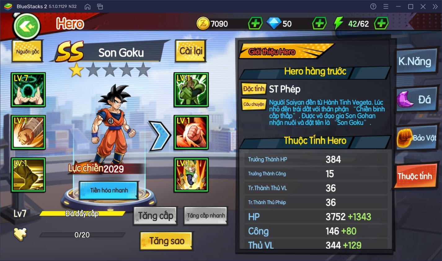 Rồng Thần Huyền Thoại: Đến với thế giới Dragon Ball trên PC