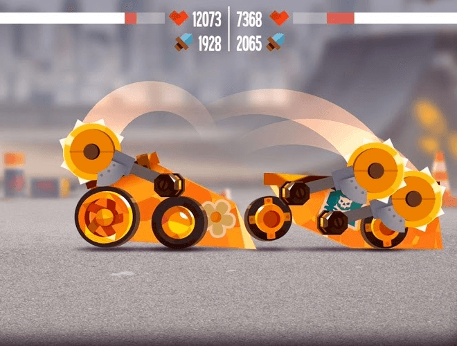 Spiele CATS: Crash Arena Turbo Stars auf PC 8