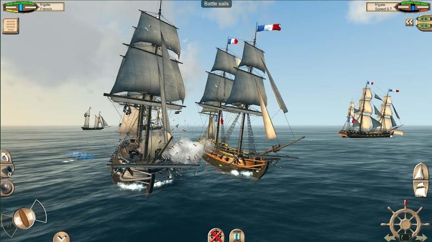 Играй The Pirate: Caribbean Hunt На ПК 20