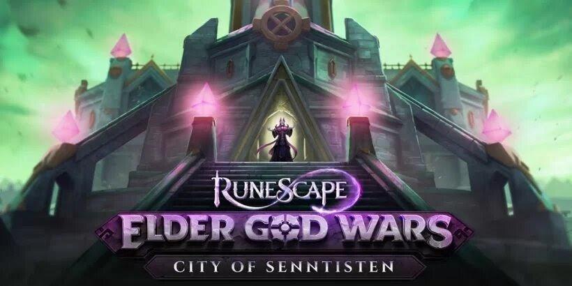Популярная MMORPG RuneScape вышла на Android и iOS