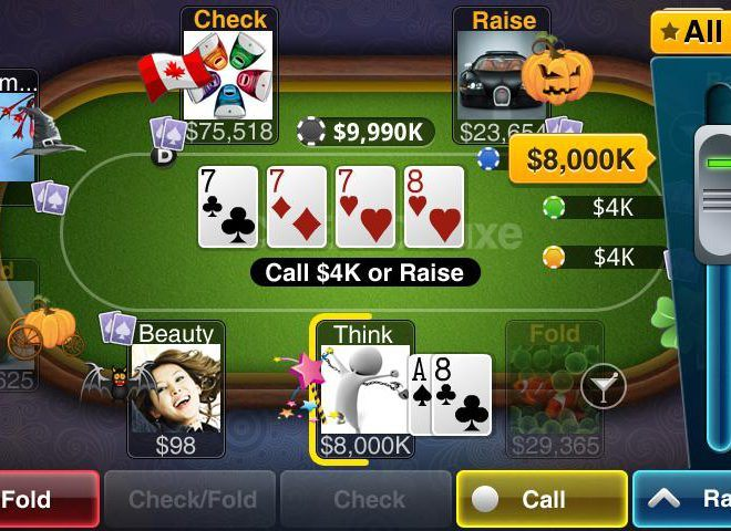 Play Texas HoldEm Poker Deluxe on PC 3