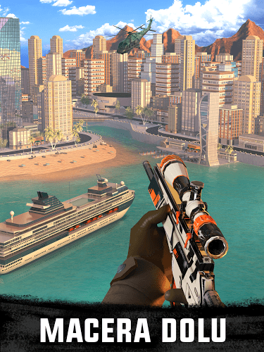 Sniper 3D Assassin İndirin ve PC'de Oynayın 2
