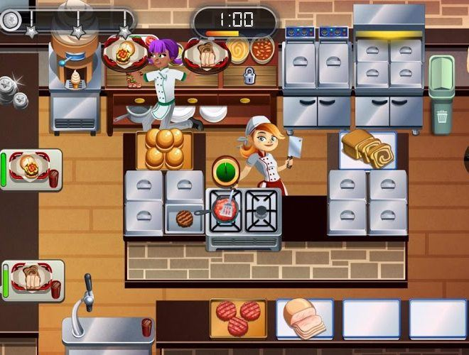 Играй Gordon Ramsay Dash На ПК 10