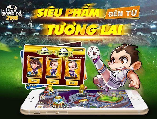 Chơi Vua Bóng Đá on PC 7