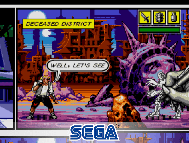 Play Comix Zone on PC 3