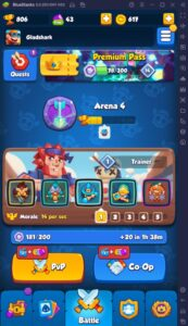 BlueStacks' Beginners Guide to Play Rush Royale
