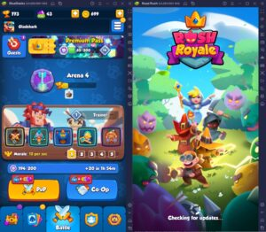 How to Play Rush Royale on PC with BlueStacks