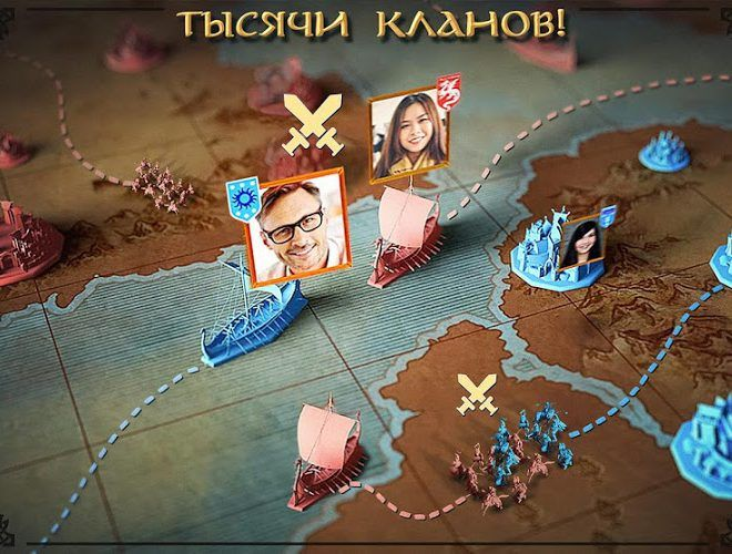 Играй Vikings War of Clans На ПК 5