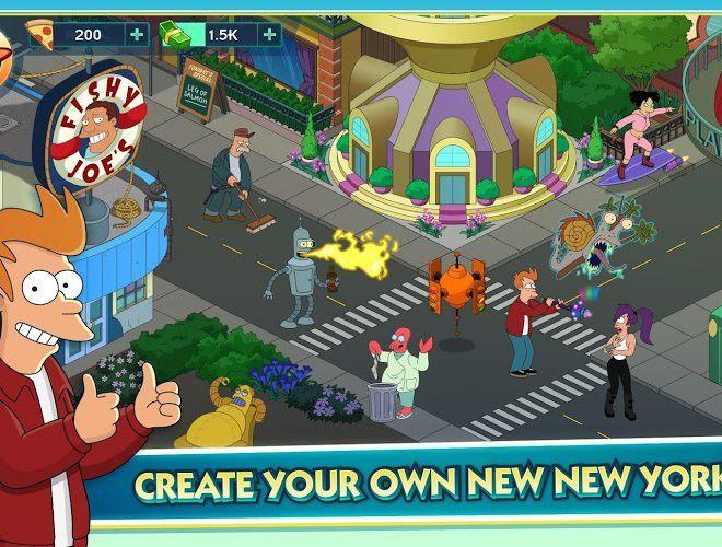 Play Futurama: Worlds of Tomorrow on PC 17