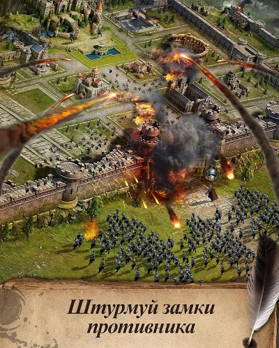 Играй Clash of Kings II: Queens Oath На ПК 11