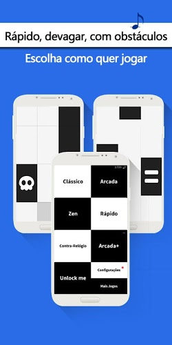 Jogue Don't Tap the White Tile para PC 6