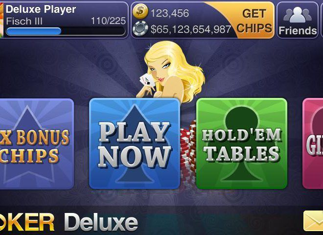 Play Texas HoldEm Poker Deluxe on PC 2