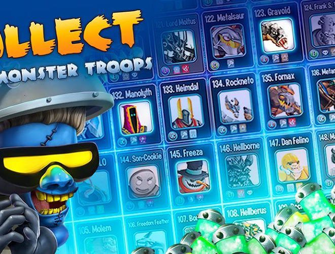 Play Monster Legends on PC 17