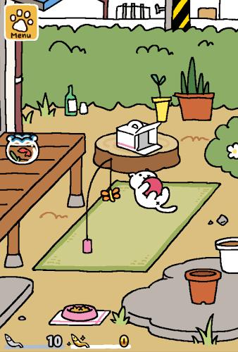 Play Neko Atsume: Kitty Collector on pc 7