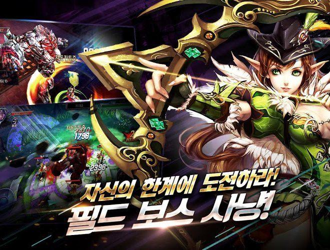 즐겨보세요 Crasher: the god of battle on PC 14
