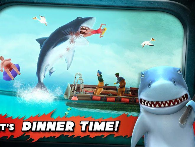 Play Hungry Shark Evolution on PC 12