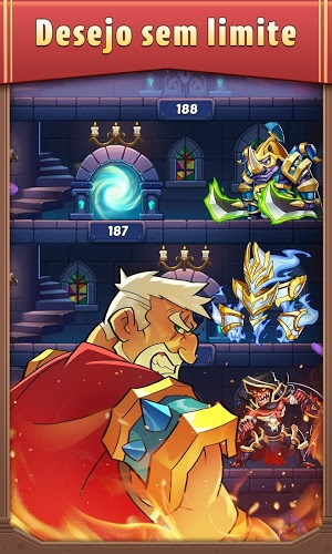 Jogue Idle Heroes para PC 13