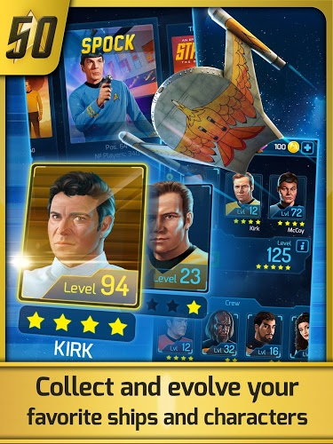 즐겨보세요 Star Trek ® – Wrath of Gems on PC 8