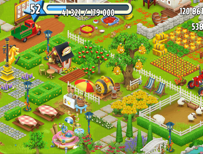 Jogue Hay Day para PC 8